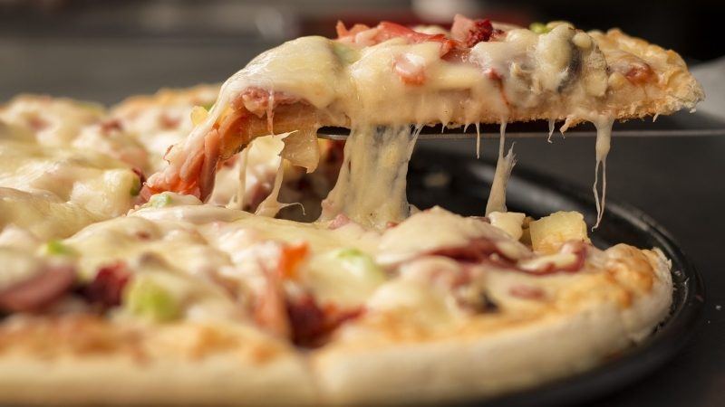 10% DESCONTO  QUALQUER PIZZA