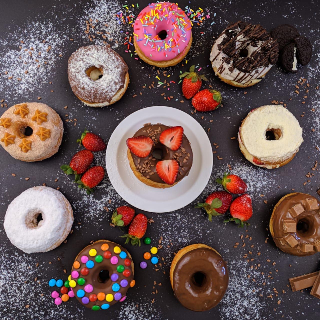 Promoção Donuts